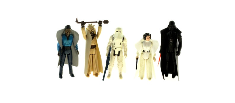 Set Of Star Wars Reproduction Custom Capes