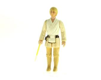 Luke Skywalker Farm Boy Outfit Vintage 1977 Star Wars Action Figure
