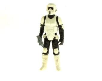 Biker Scout Vintage Star Wars Action Figure 1983
