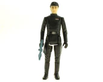 Imperial Commander Star Wars Vintage Action Figure 1980
