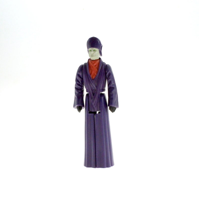 Imperial Dignitary Star Wars Action Figure POTF Last 17 image 0