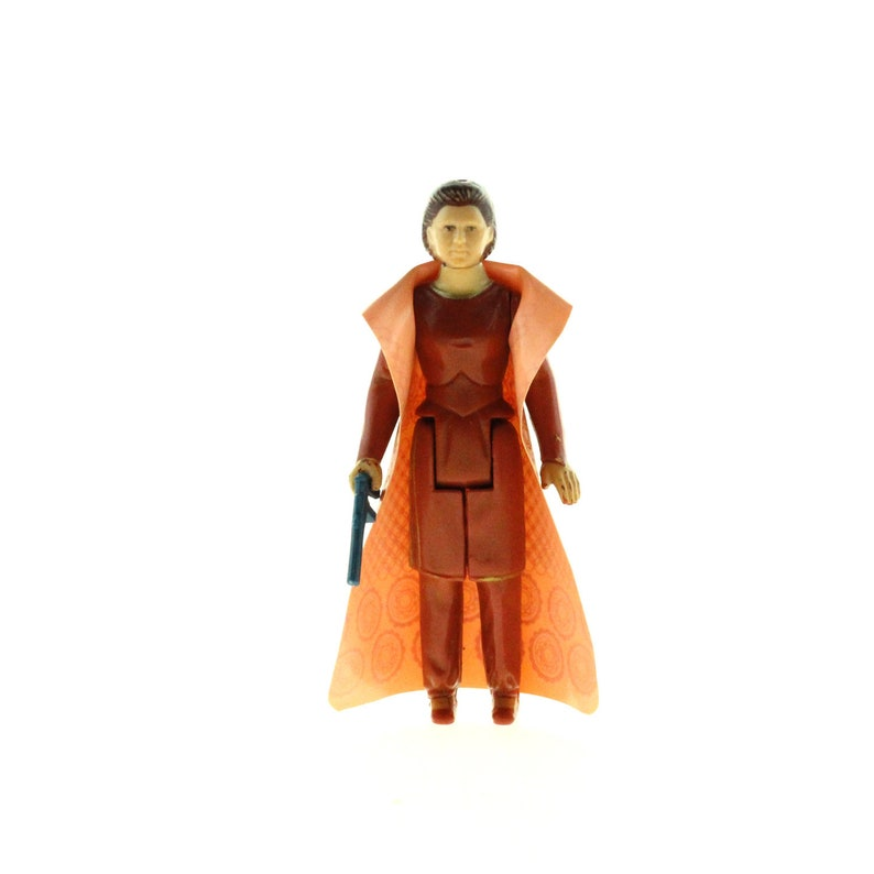 Star Wars Princess Leia Action Figure In Bespin Gown image 0