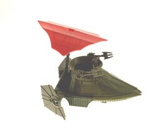 Vintage Star Wars Desert Sail Skiff Mini Rig
