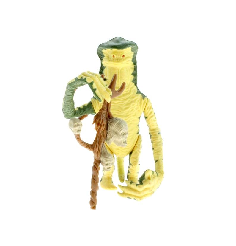 Amanaman Last 17 POTF Star Wars Action Figure 1985 image 0