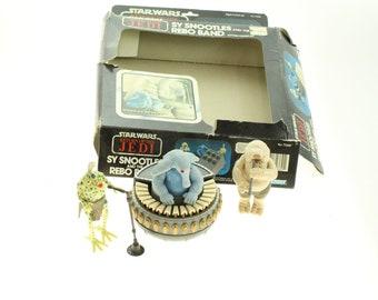 Max Rebo Band From Jabba's Palace Vintage Star Wars 100% Original