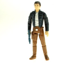 Han Solo In Bespin Outfit Action Figure 1980 Star Wars The Empire Strikes Back