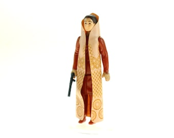 Star Wars Princess Leia Action Figure In Bespin Gown