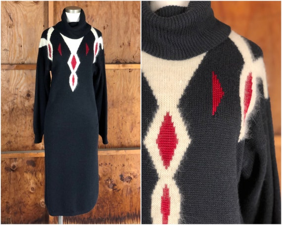 Max Bradley Sweater Dress