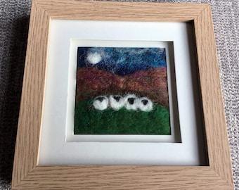 Sheep art | Etsy