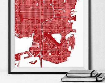 St Petersburg Florida Map.St Petersburg Florida Etsy