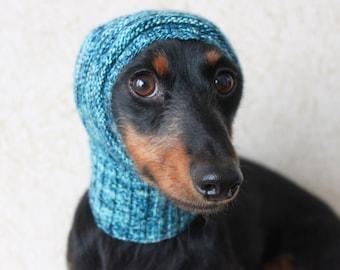 Knitting Pattern Dachshund Unicorn Hood Dog Hat Dogs Pet