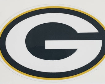 62f5b18cead Green bay packers decal