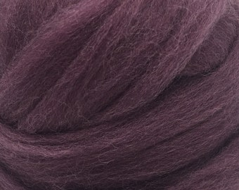 Lilac Haze Ashford Corriedale Wool Roving Two Ounces for Felting and Spinning