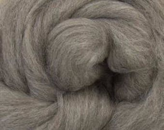 De-Haired Light Brown Yak Top Roving One Ounce for Felting, Spinning