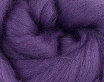 Heather Corriedale 2 oz World of Wool Roving for Felting Spinning Fiber Arts