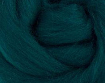 Mallard Corriedale 2 oz World of Wool Roving for Felting Spinning Fiber Arts