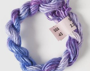 Threads, Yarns, Ribbons