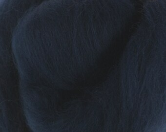 Two Ounces Extra Fine Wool Roving Sugar Candy, Color Tuareg