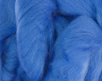 Two Ounces Extra Fine Merino Wool Roving, Color Dreams