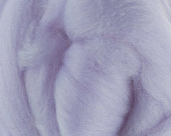 Two Ounces Extra Fine Merino Wool Roving, Color Twilight