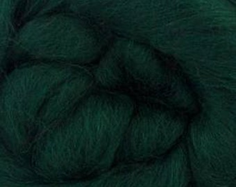 Conifer Corriedale 2 oz  Roving for Felting Spinning Fiber Arts