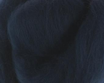 Two Ounces Extra Fine Merino Wool Roving Color Tuareg