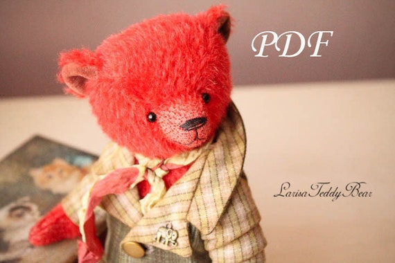 Soft Toy Patterns Pdf