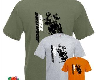 Kawasaki Z 750 T-shirt Motorcycle shirt Fruit of the loom