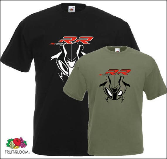 BMW S 1000 RR MOTORCYCLE TEE T-SHIRT SIZE M-5XL