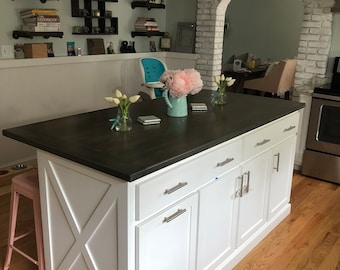 Kitchen Island With Seating Etsy