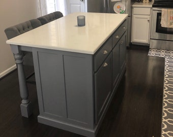 kitchen island with seating and storage - Kitchen Island With Seating