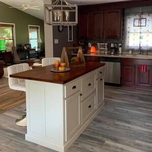 Kitchen Island Etsy
