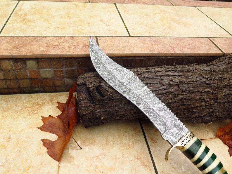 Dating ein Fall bowie Messer