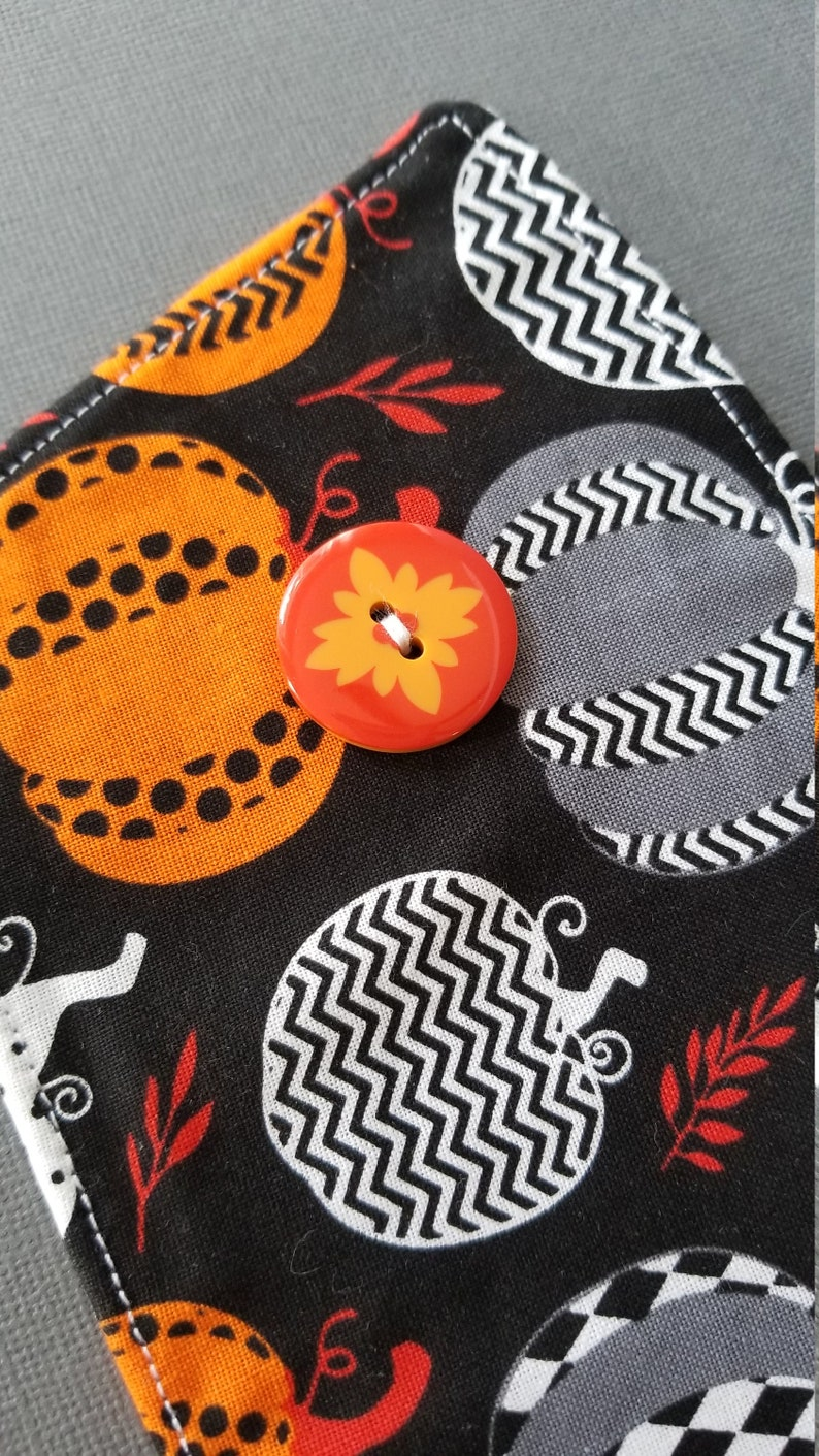 Reusable wrap/sleeve coffee cup wrap fabric cup wrap cup image 0