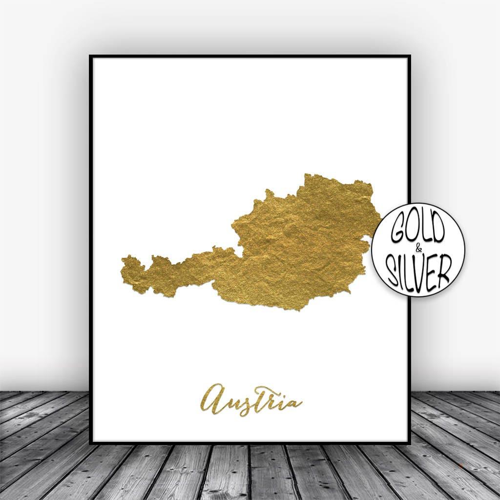 Gold Decor Map Painting Country Map GoldArtPrint Office Decor Map Artwork Country Art Moldova Print Moldova Map Art