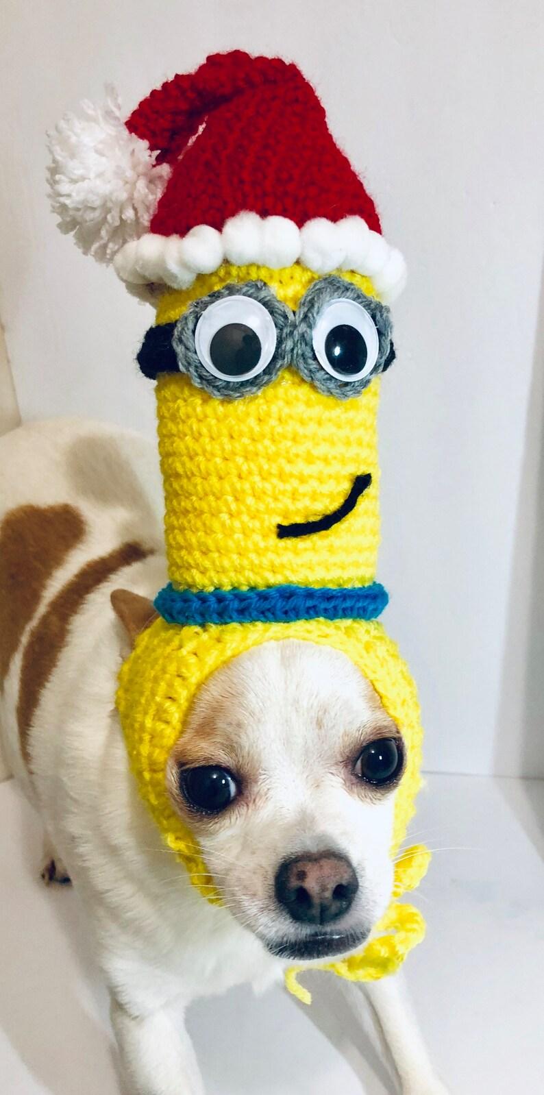 dfda7d91576 Santa dog hat crochet dog hat dog clothes dog hat dog etsy jpg 794x1598 Crochet  hat