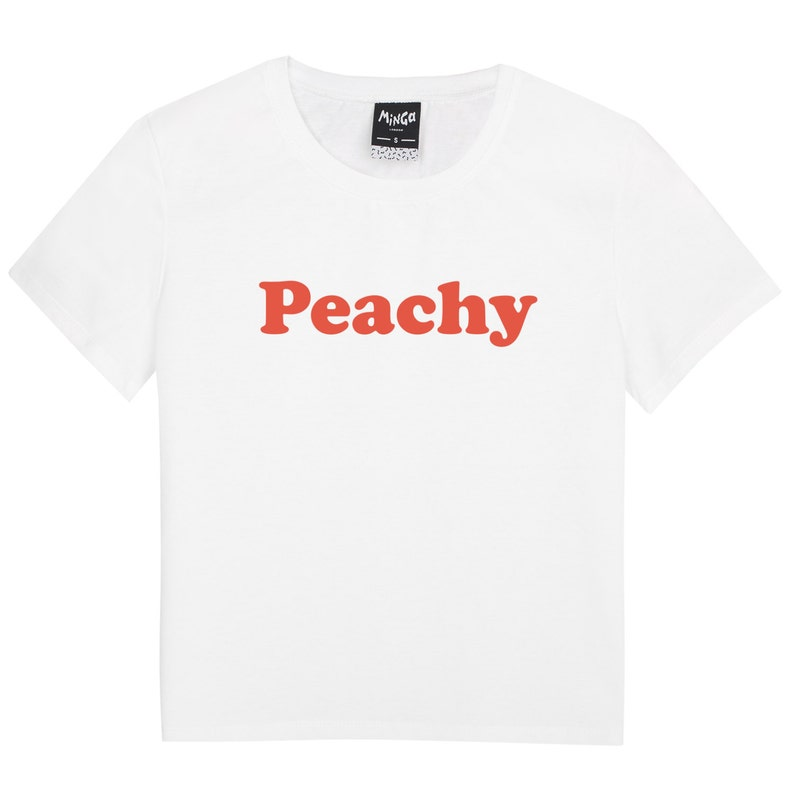 0451b8f000a Peachy Tee Womens T Shirt Top Tank Ladies Funny Tumblr Hipster