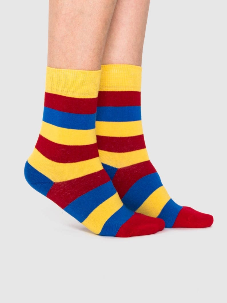 official supplier authentic good out x Striped Socks Ankle Cotton Grunge Hipster Goth Tumblr Womens Mens Fun  Kawaii Rainbow Stripes Tights Race Retro Patch Fashion Skate Fcuk