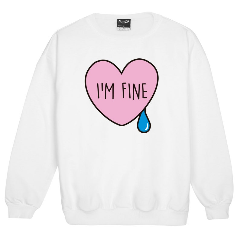 Cry BabySWEATER SWEATSHIRT JUMPERHipster  Clothing