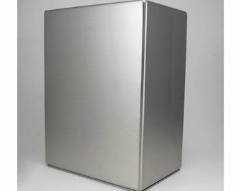 Majestic Cremation Urn, adult urns,stainless steel urns,companion urn,urns for human ashes,urns for ashes, pet urns, custom urns,made in USA