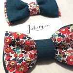 Liberty and UNI customizable bow tie