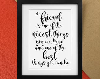 Aa Quote Etsy