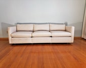 Mid Century Charles Pfister for Knoll Sofa
