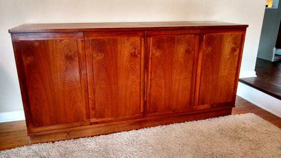 Items Similar To Mid Century Jack Cartwright For Founders Furniture  Credenza/ Buffet / Sideboard On Etsy
