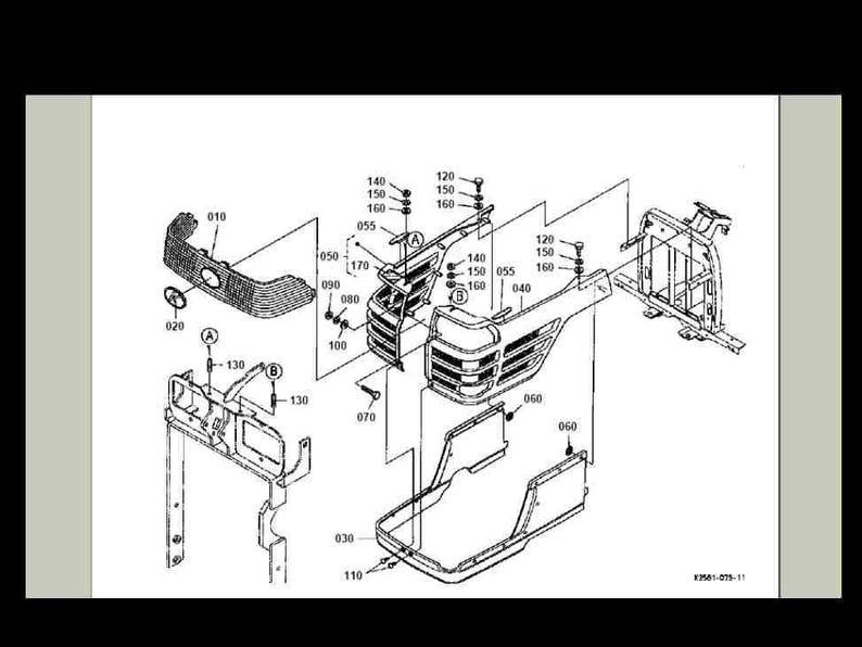 Kubota Bx2660 Parts Diagram - All Wiring Diagram