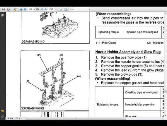 KUBOTA BX1870 BX2370 BX2670 Tractor Service Manual 510pg w Sweeper on kubota m9000 wiring diagram, kubota l2550 wiring diagram, kubota ignition switch wiring diagram, kubota bx22 wiring diagram, kubota b3200 wiring diagram, kubota zg20 wiring diagram, kubota b1750 wiring diagram, kubota mx5100 wiring diagram, kubota zd323 wiring diagram, kubota b2320 wiring diagram, kubota bx1800 wiring diagram, kubota b7200 wiring diagram, kubota b5200 wiring diagram, kubota l2350 wiring diagram, kubota bx25 wiring diagram, kubota m6800 wiring diagram, kubota zd25 wiring diagram, kubota zg222 wiring diagram, kubota l3830 wiring diagram, kubota tg1860 wiring diagram,