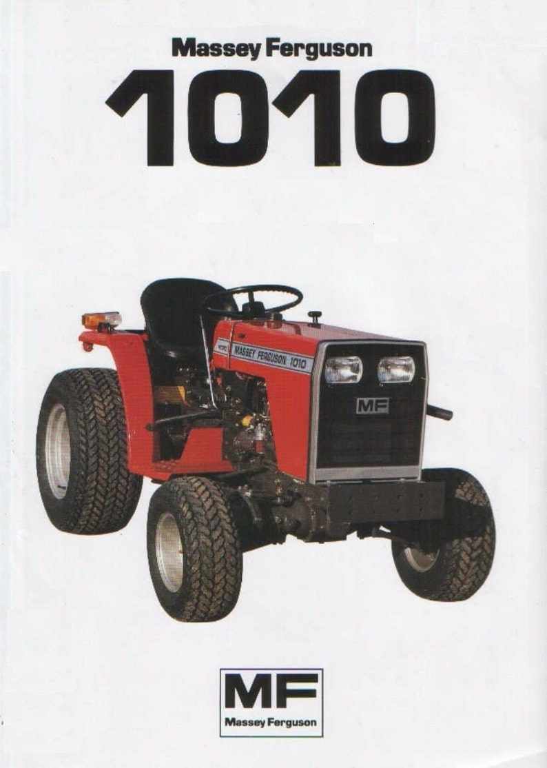 massey ferguson 1010 review