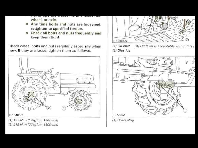 wiring diagram on kubota l4300, kubota m5040