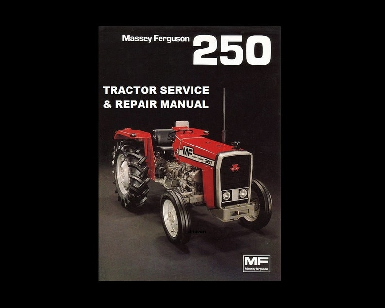 Precise Massey Ferguson 1010 Tractor Sales Brochure Spec Sheet Classic Vintage Tractor Easy To Use Agriculture/farming