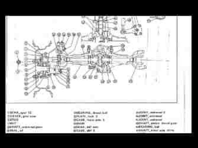 Groovy Kubota B6000 Workshop Operations Manual W Workshop Engine Etsy Wiring Cloud Geisbieswglorg